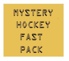 MYSTERY HOCKEY FAST PACK / CARDS | Auto Jersey RC &/or #d HITS | $10-$40 BV