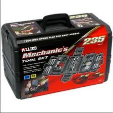NEW! Mechanics 235-Piece Tool Set Fold Out Case Car Garage Toolbox Repair Kit