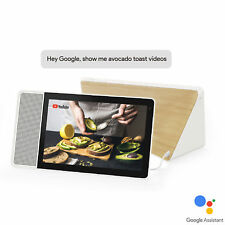 Smart Display Lenovo Snapdragon 10.1 Inches with Voice Control Google Assistant