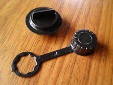 GOTT Gas Can Parts Kit STOPPER CAP +REAR VENT w Gasket Tether Gallon Rubbermaid