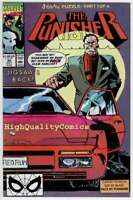 PUNISHER #35, NM, Jigsaw, Porsch, Mike Baron, 1987, more in store