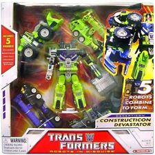Transformers Construction Devastator  New Sealed