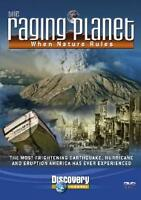 Raging Planet - When Nature Rules [DVD], DVDs
