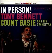 Tony Bennett Pop Music CDs & DVDs