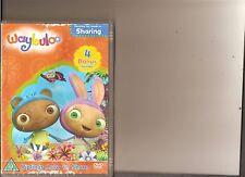 WAYBULOO PIPLINGS LOVE TO SHARE DVD KIDS 4 EPISODES
