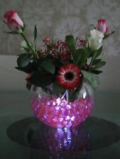 100 Packs Water Gel Beads Crystals Balls Wedding Floral Display Table Centre.