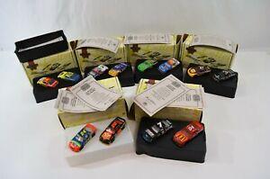 Matchbox Victory Lane Collection x6 Labonte Cope Earnhardt Gordon Elliott more