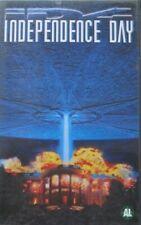 INDEPENDENCE DAY - VHS (rental version)