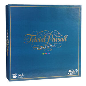 Trivial Pursuit Board Game BRAND NEW