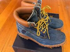 Timberland Denim Boots X White Oak Limited Release (Men) Size US 7