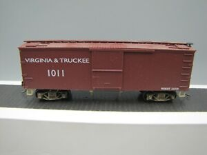 Roundhouse HO Scale V&T O/T Boxcar #3283