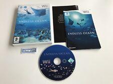 Endless Ocean - Nintendo Wii - FR - Avec Notice