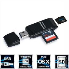 5Gbps Super Speed USB 3.0 Micro SD/SDXC TF Card Reader Adapter Whole sale PR