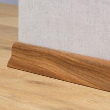 Sockelleisten / Laminat / Parkett - 40mm Classic - Afrikanischer Nussbaum