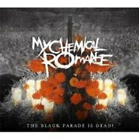 """MY CHEMICAL ROMANCE """"THE BLACK PARADE IS DEAD"""" CD+DVD"""