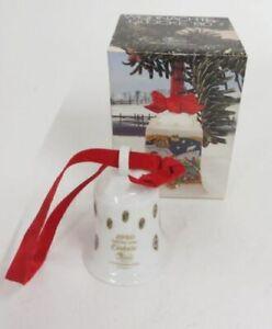 Hutschenreuther Weihnachtsglocke 1980 - 7 cm - bunte Originalverpackung + andere