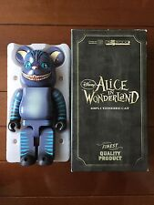 Medicom Be@rbrick Disney Alice in Wonderland x Cheshire Cat Bearbrick 400% EX