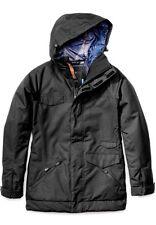 Women's Oakley Grete Eliassen Insulated Ski Snowboard Jacket Black Purple XS M
