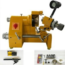 Easy To Operate Universal End Mill Cutter Grinder Machine Sharpening Cutter 5c