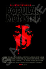 FALLING IN REVERSE 12x18 POPULAR MONSTER MUSIC VIDEO POSTER RONNIE RADKE BAND