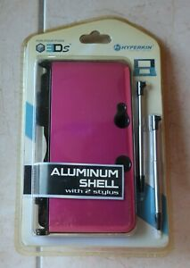 Hyperkin Aluminum Shell for 3DS with 2 Stylus