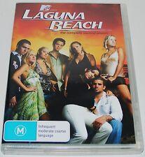 LAGUNA BEACH--Complete Second Season---( Dvd 3 Disc Set)