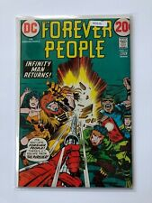 Forever People 11 Jack Kirby 4th World Comic Book MO2-25
