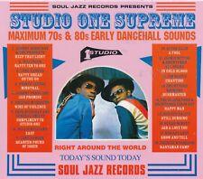 Studio One Supreme Various Artists New CD