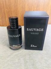 Dior SAUVAGE Eau de Toilette 3.4fl.oz, 100ml. new, sealed, for man