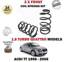 PARA AUDI TT 1.8 TURBO QUATTRO COUPE CABRIO 98-06 2x DELANTERO