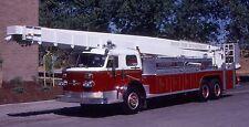 BOISE, ID 1972 AMERICAN LaFRANCE AEROCHIEF 95' SNORKEL SLIDE