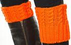 Women's Knit Boot Cuffs Topper 15 Colors