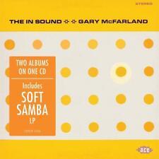 GARY MCFARLAND - THE IN SOUND/SOFT SAMBA   CD NEUF