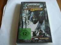 Monster Hunter Freedom Unite (Sony PSP, 2009) European Version COMPLETE