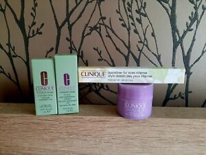 Clinique Face Care Bundle x 4