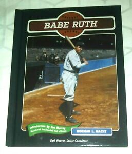 Babe Ruth by Norman L. Macht (Hardcover 1991)