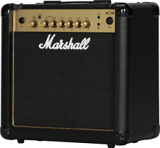 AMPLI GUITARE ELECTRIQUE MARSHALL 15W REVERB - MG15GR