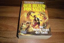 Wolfgang Hohlbein -- HEXER von SALEM # 4 // 7 Siegel der Macht / Cthulhu-Mythos