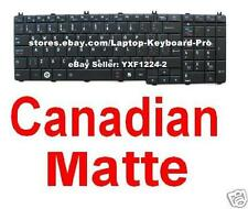 Keyboard for Toshiba Satellite C660 C660D C665 C665D - CA Canadian