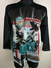 Vintage CCM San Jose Sharks Hockey NHL Jersey Size S/M