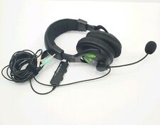 TURTLE BEACH EAR FORCE X12 Amplified Stereo Gaming Headset wMIC for XBOX 360/PC
