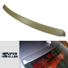 BMW E46 3-SERIES 2D COUPE REAR A STYLE WING ROOF WINDOW SPOILER 05 328is 323Ci