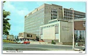 Postcard The University Bradford Yorkshire