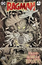RAGMAN #1 DC COMICS  est rel date 10/11/2017