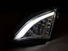 CLEAR Front Parking + Turn Signal LED Light Kit 2013+ Scion FRS FR-S Subaru BRZ