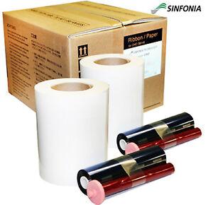 Sinfonia (CS2) S6145  box of 6x4 media ( 600 prints)