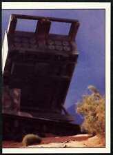 US Army MLRS #81 Desert Storm 1991 Merlin Sticker (C959)
