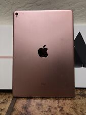 Apple iPad Pro 32GB Wi-Fi, 9.7in Rose Gold OEM Box MM172LL/A