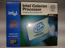 400MHz Intel Celeron 66MHz 128K PPGA Socket-370 BX80524P400128