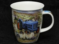DUNOON FARM TRACTORS Fine Bone China NEVIS Mug #2